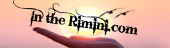 Rimini-Logo der Website