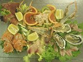 Assorted Seafood, cucina italiana