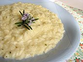 Risotto, cuisine italienne