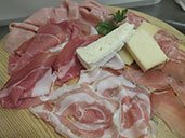 Cold cuts, Italian cuisine