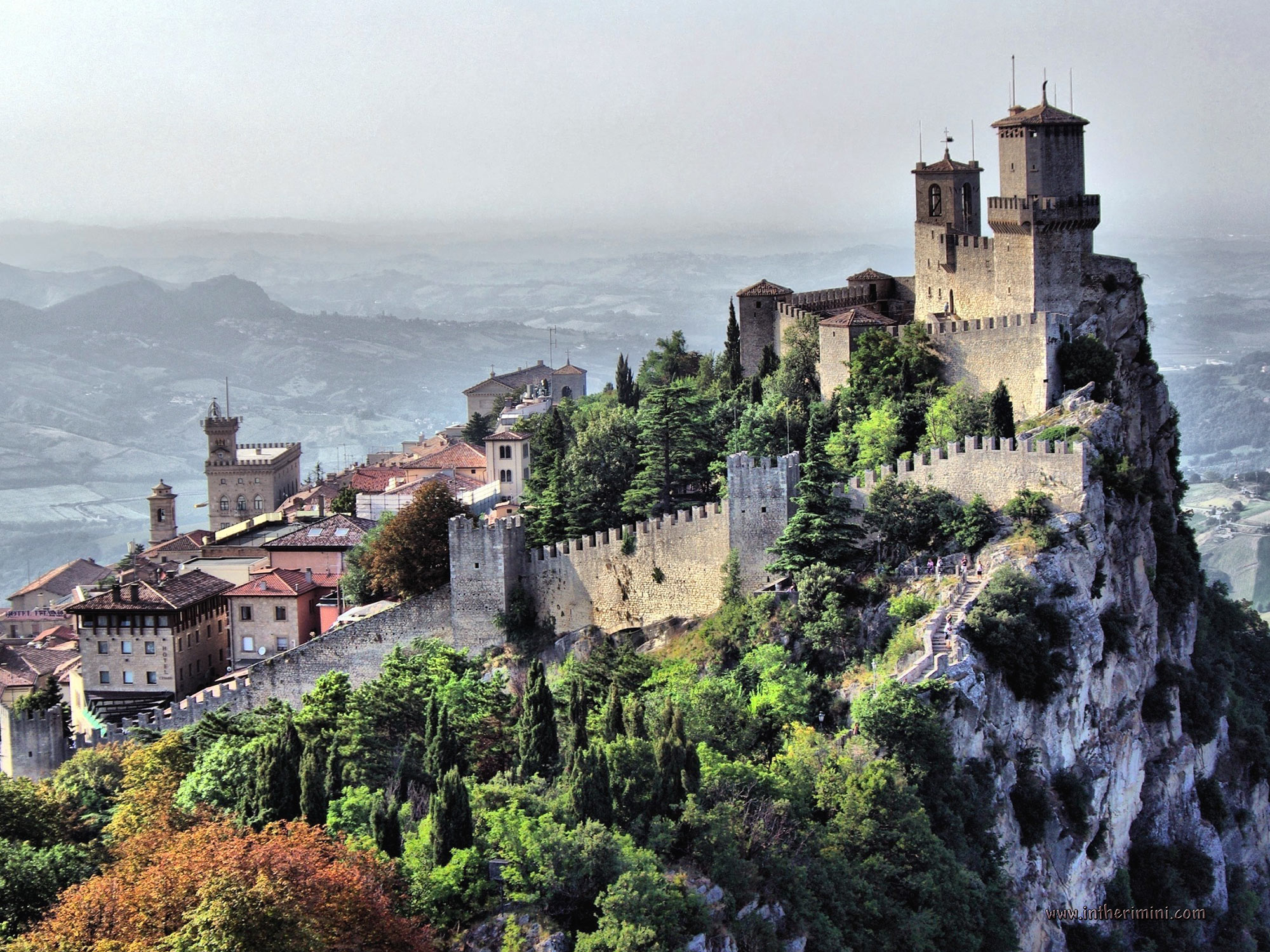 Best Hotels In San Marino Italy